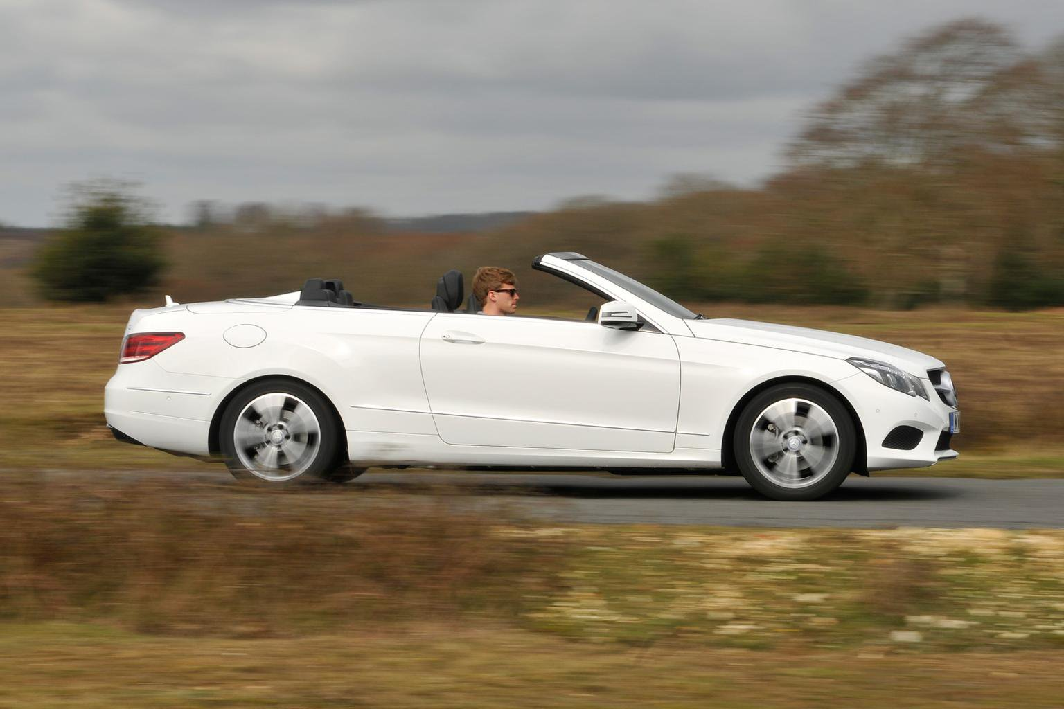 Deal of the day: Mercedes E-Class Cabriolet
