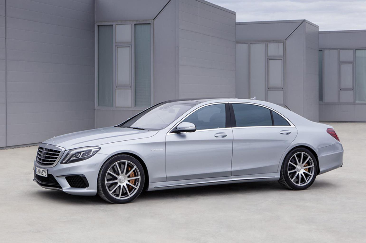 Mercedes S63 AMG pricing announced