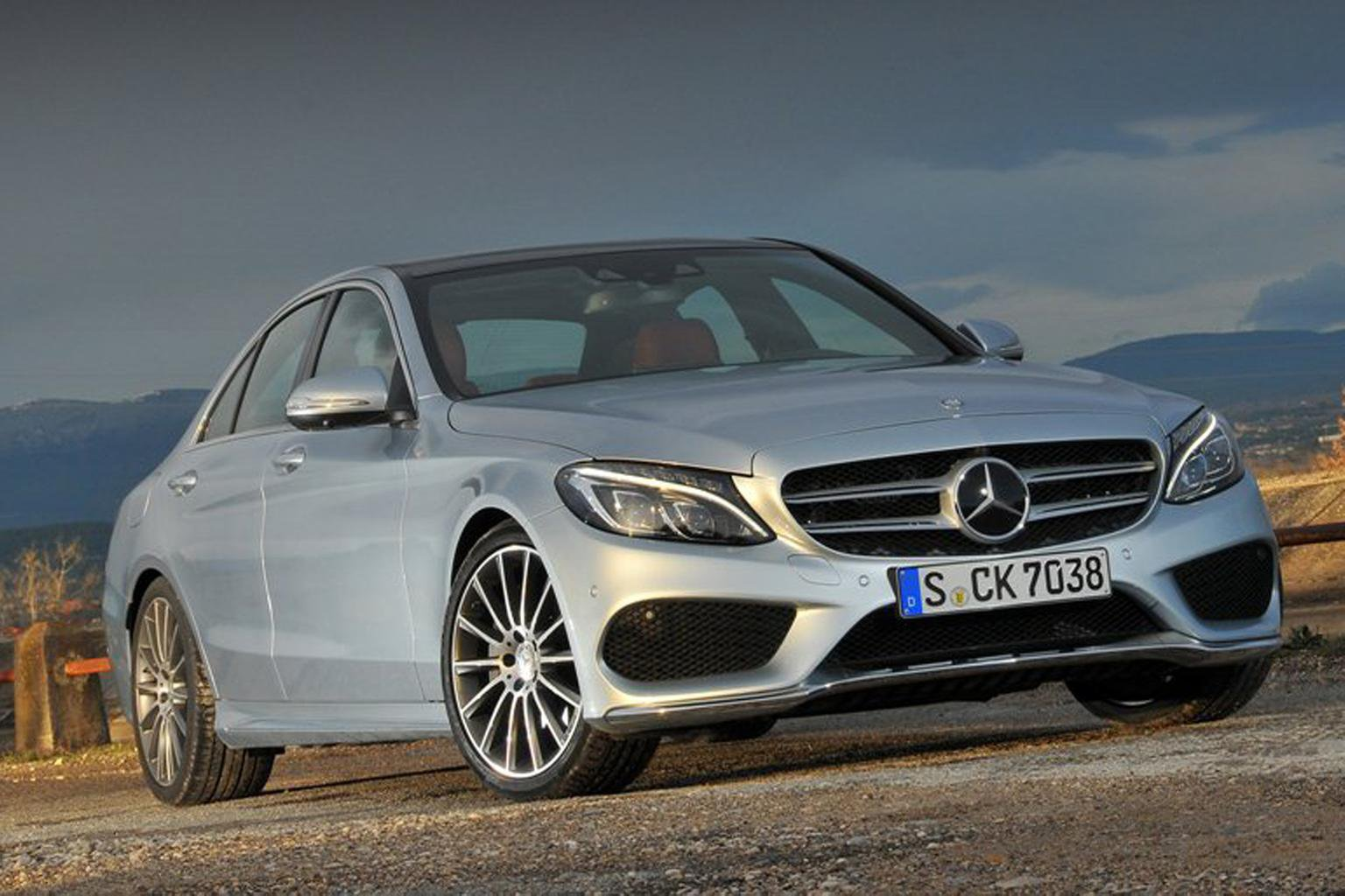 New Mercedes C-Class recalled