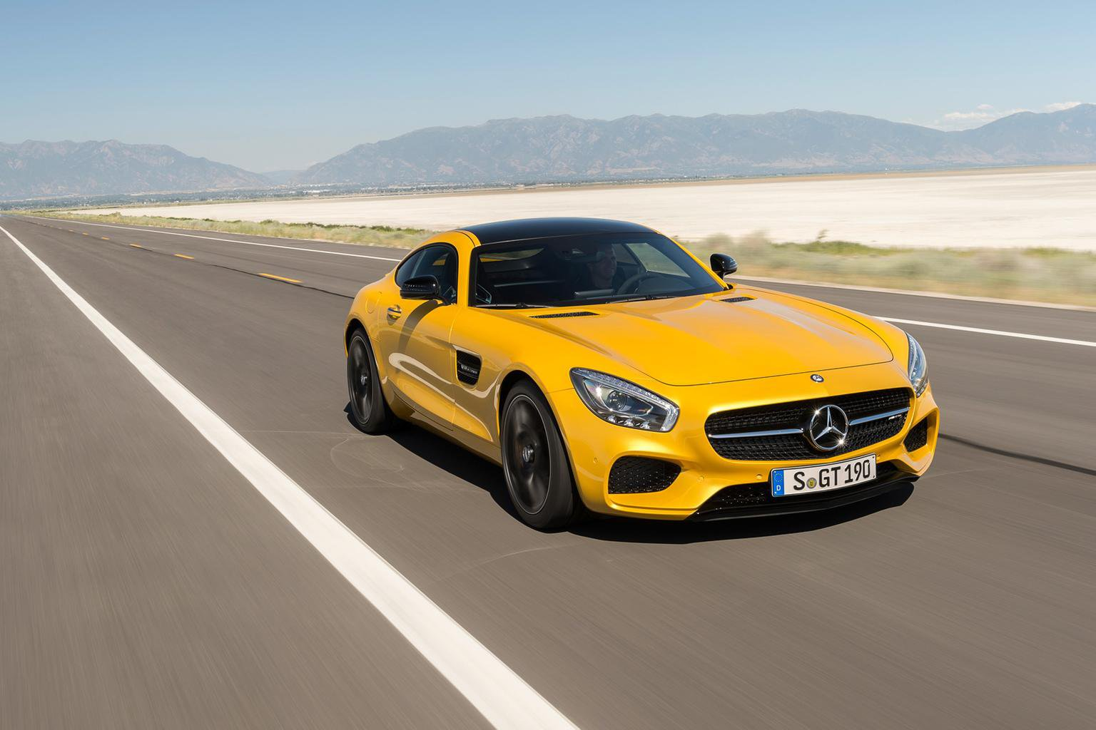 Mercedes to offer four-wheel-drive AMG Sport models
