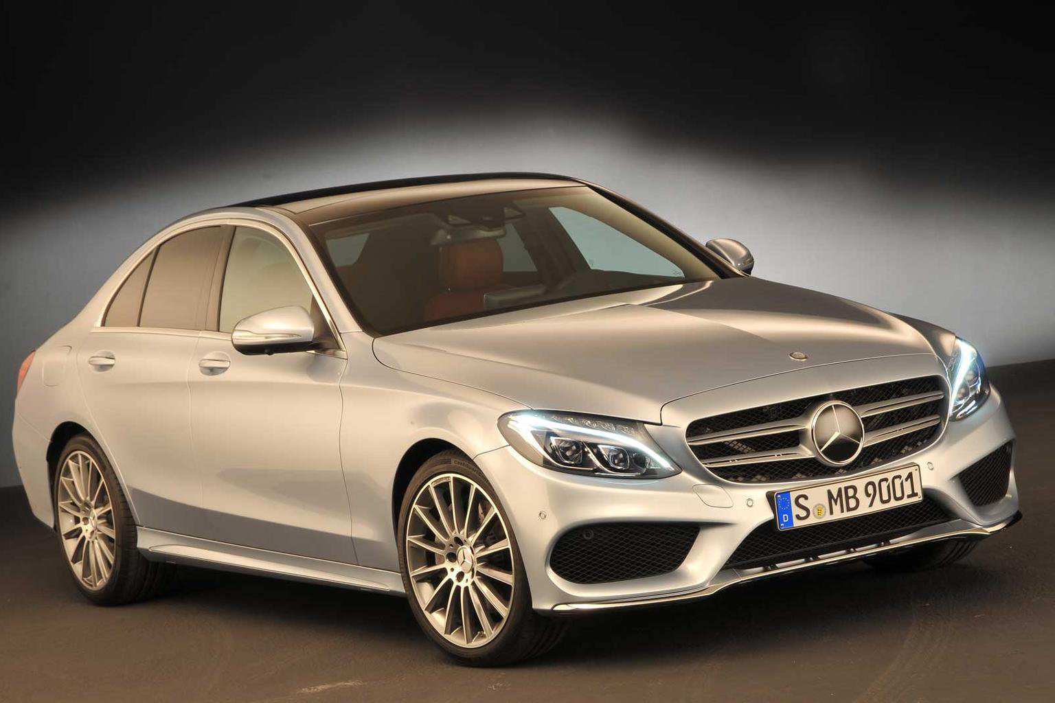 2014 Mercedes C-Class revealed