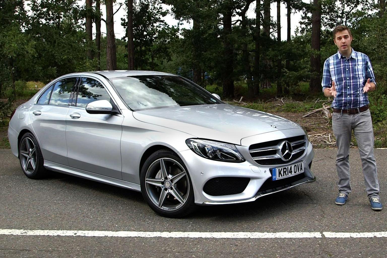 Video: Mercedes-Benz C-Class 2014 review