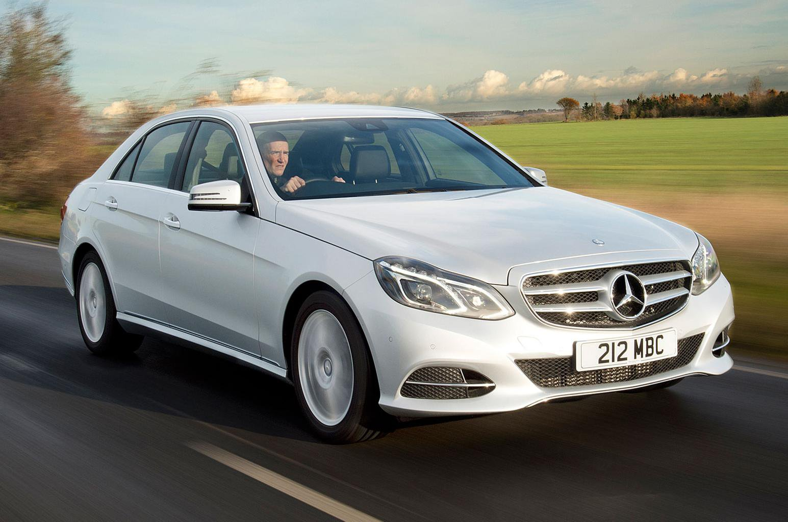 2016 Mercedes-Benz E-Class - launch date and engines