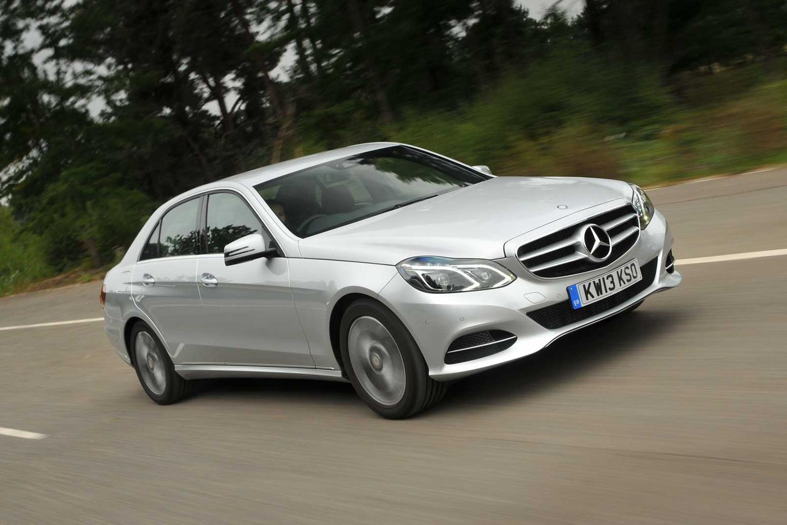 2013 Mercedes E300 Bluetec Hybrid review