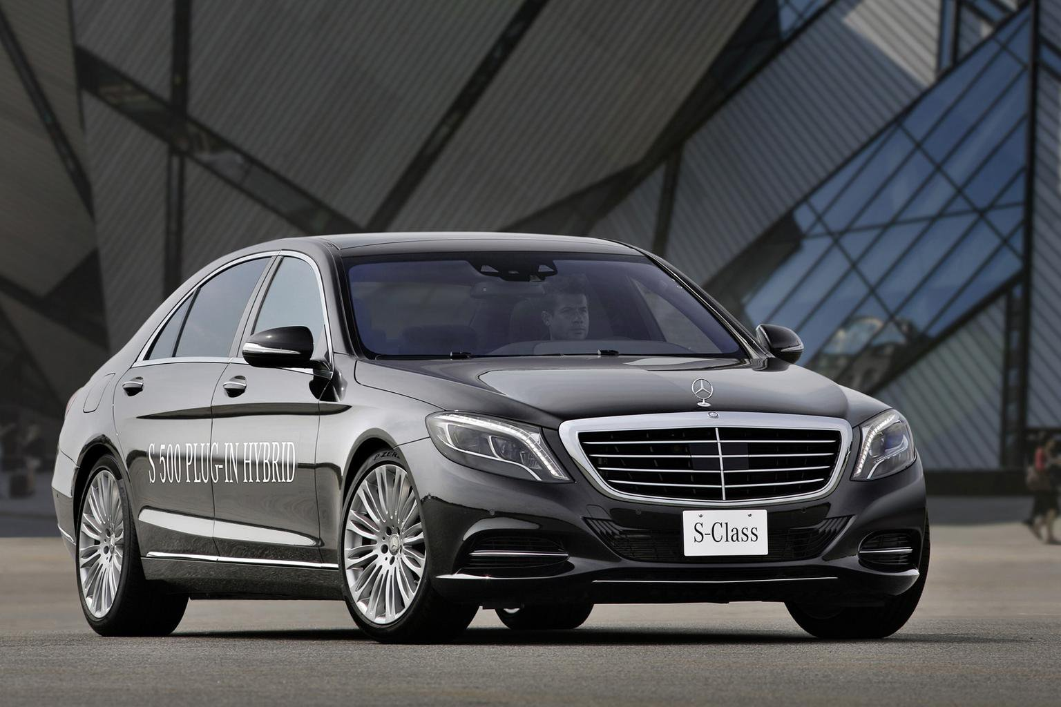 Mercedes-Benz S500 Plug-in Hybrid to offer 94 mpg