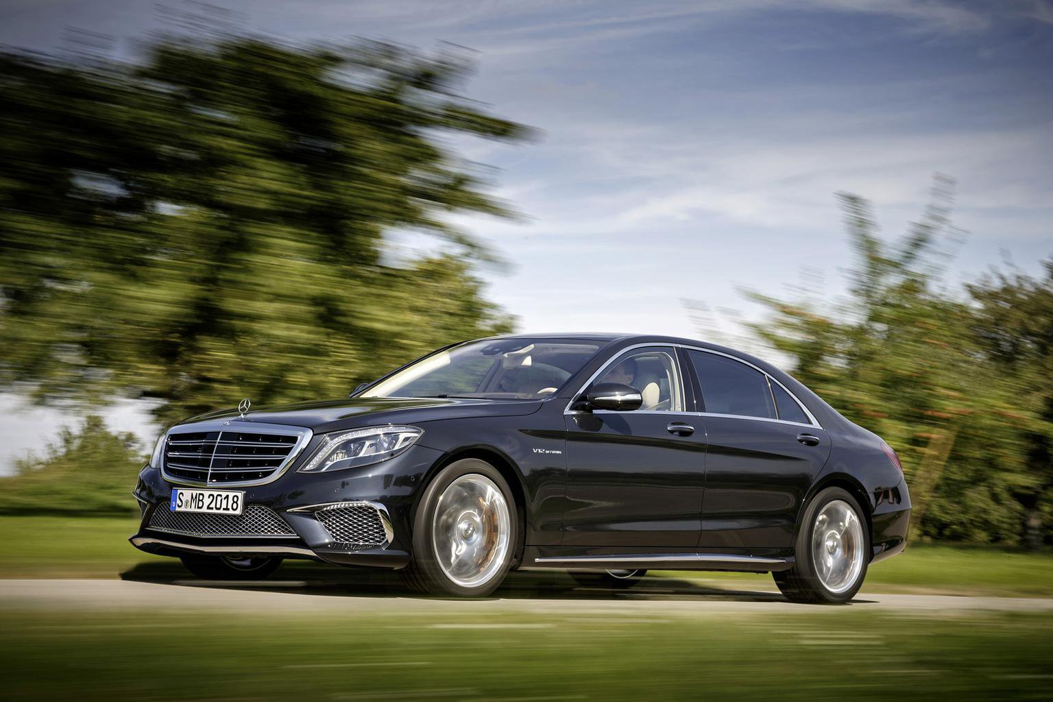 Mercedes-Benz S65 AMG revealed