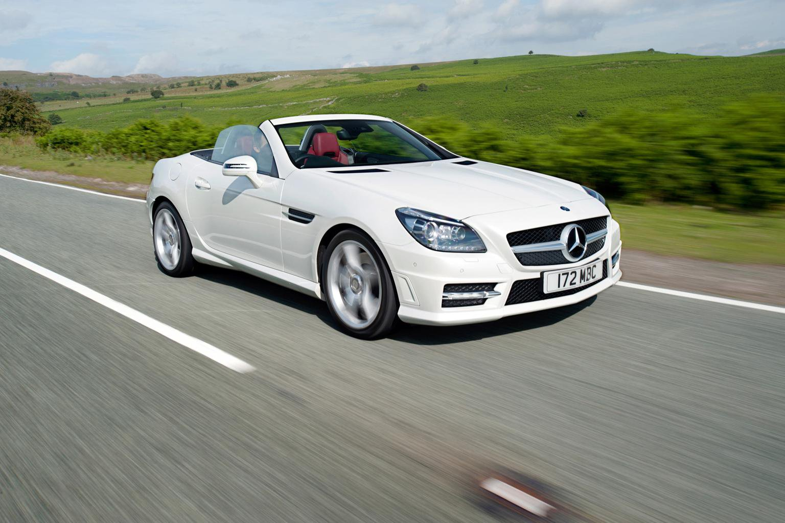 Deal of the day: Mercedes Benz SLK