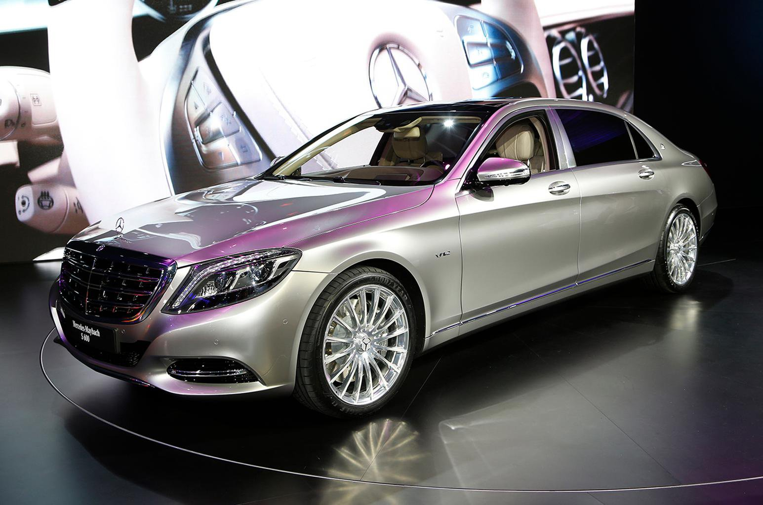 Mercedes-Maybach S600 - pricing, specification and pictures