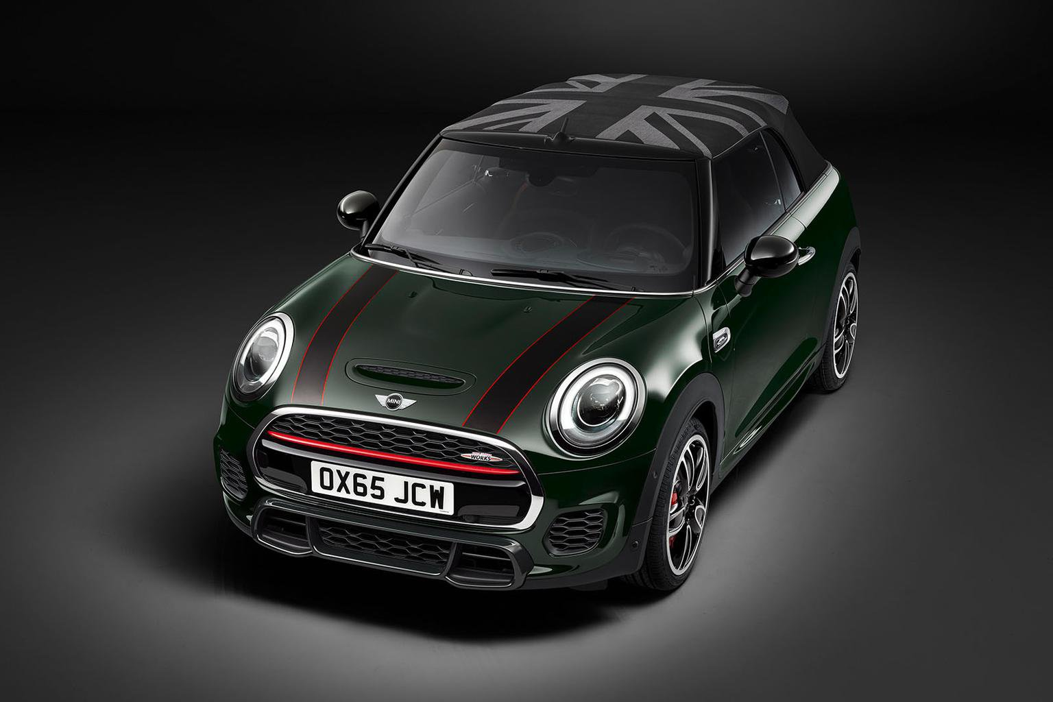2016 Mini Cooper John Cooper Works revealed