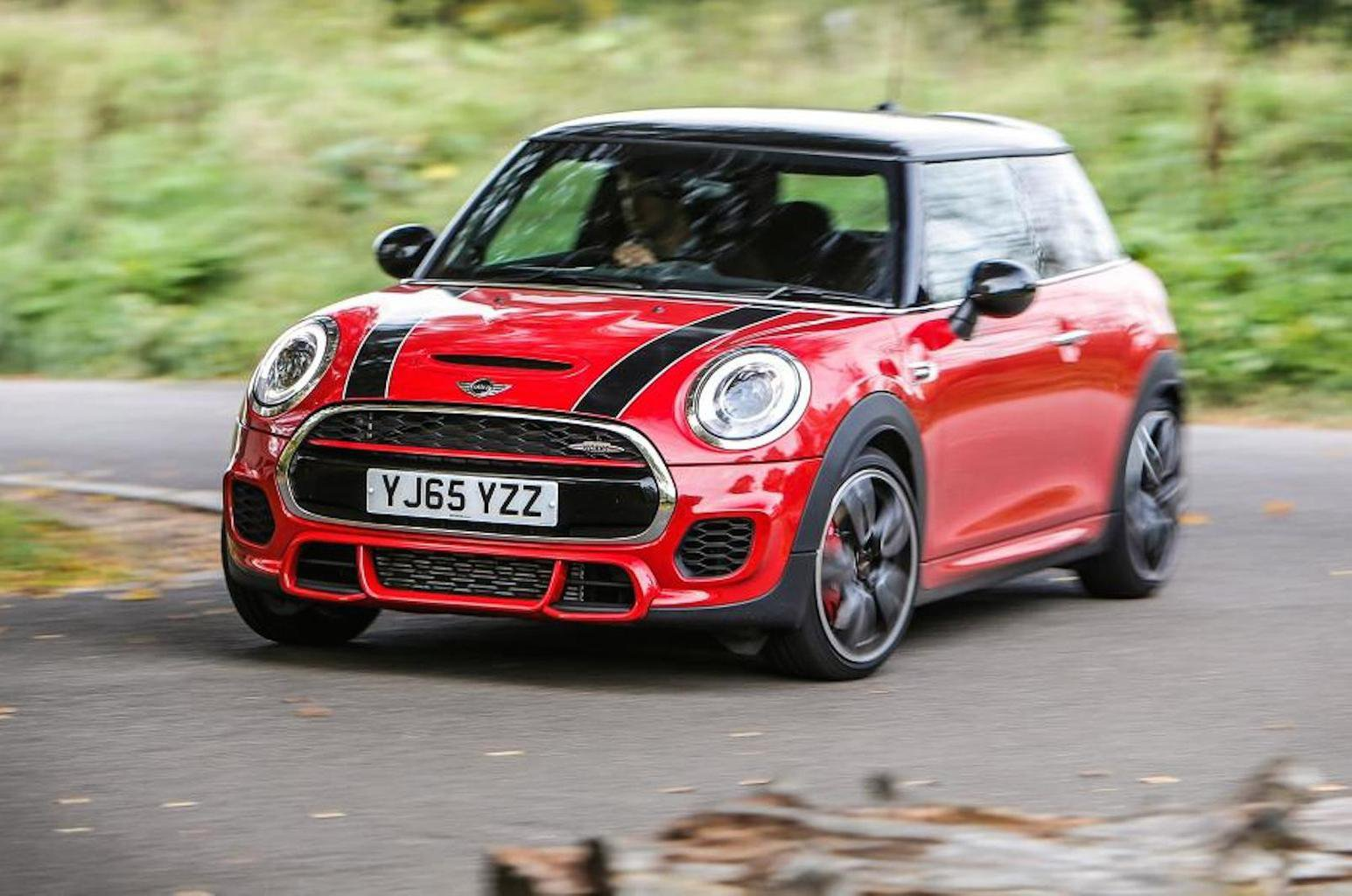 2015 Mini Jcw Manual Review What Car