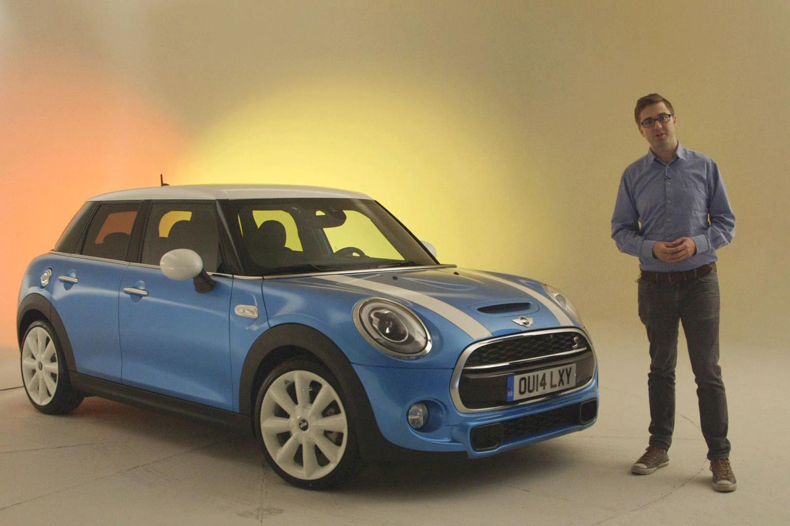 Video: five key things about the new Mini five door