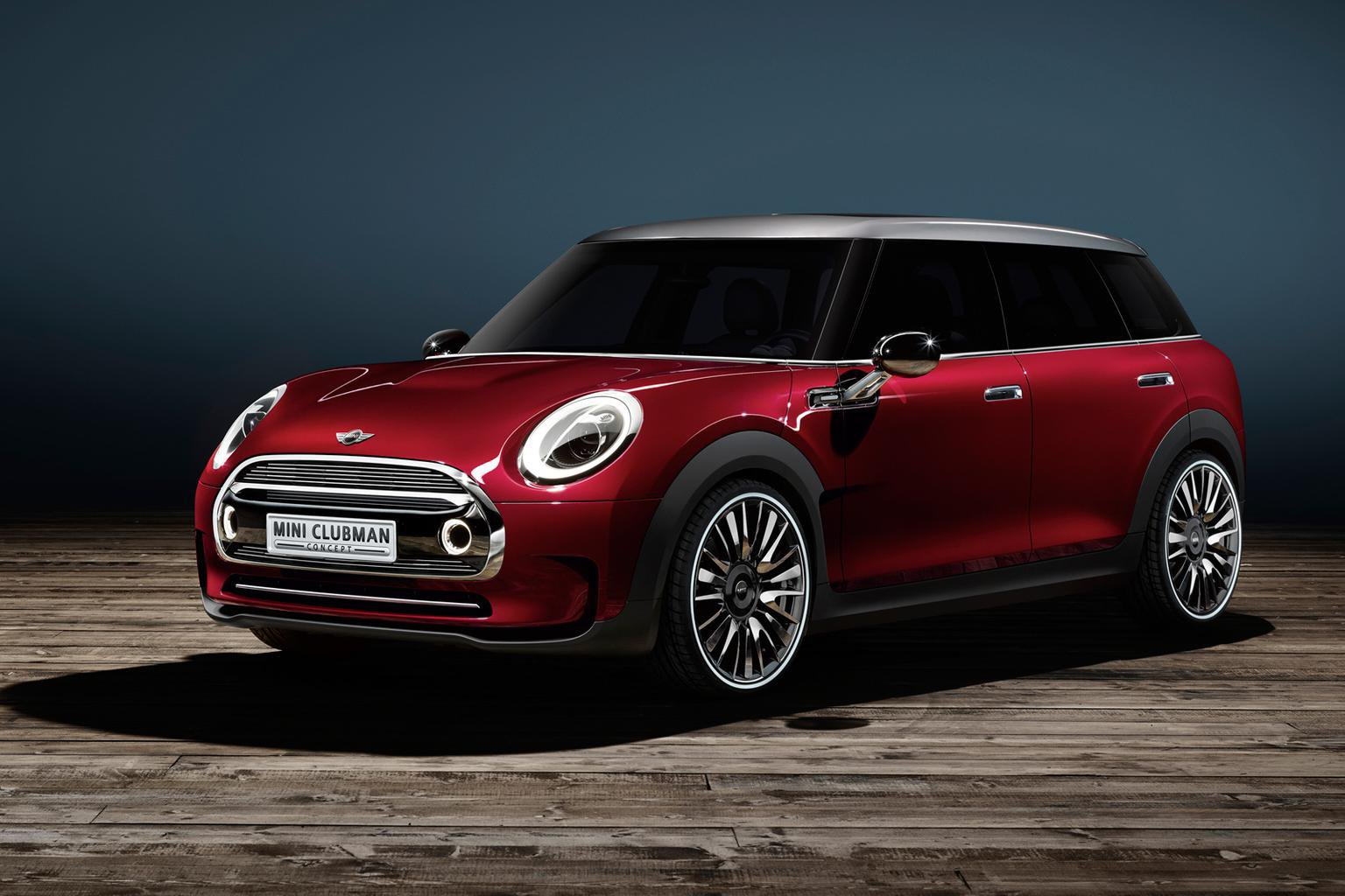 2015 Mini Clubman Concept revealed