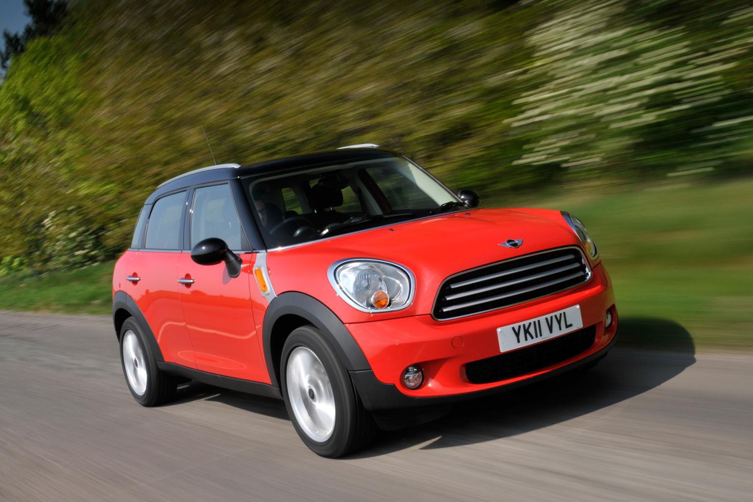 Bmw X1 Vs Mini Countryman What Car