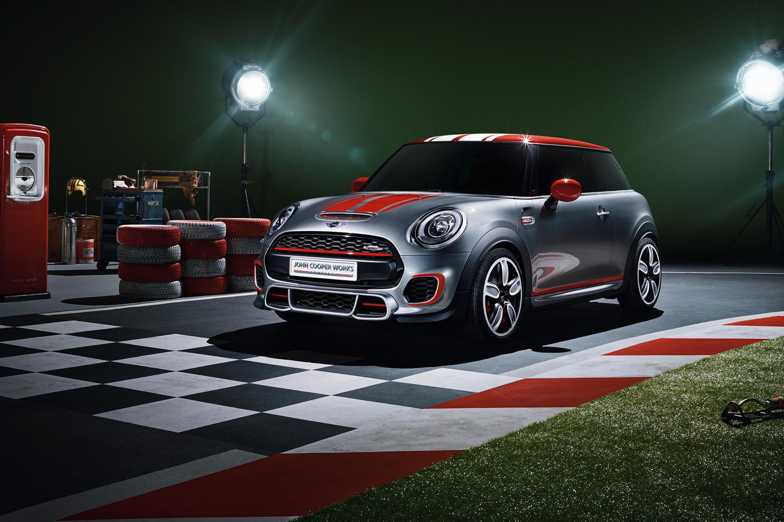 Mini John Cooper Works Concept to be shown at Detroit
