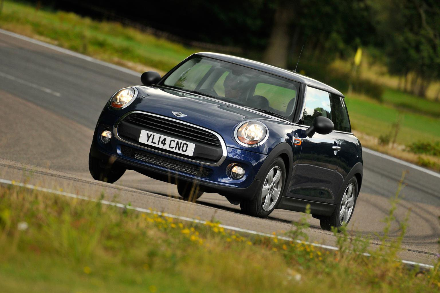 2014 Mini One review
