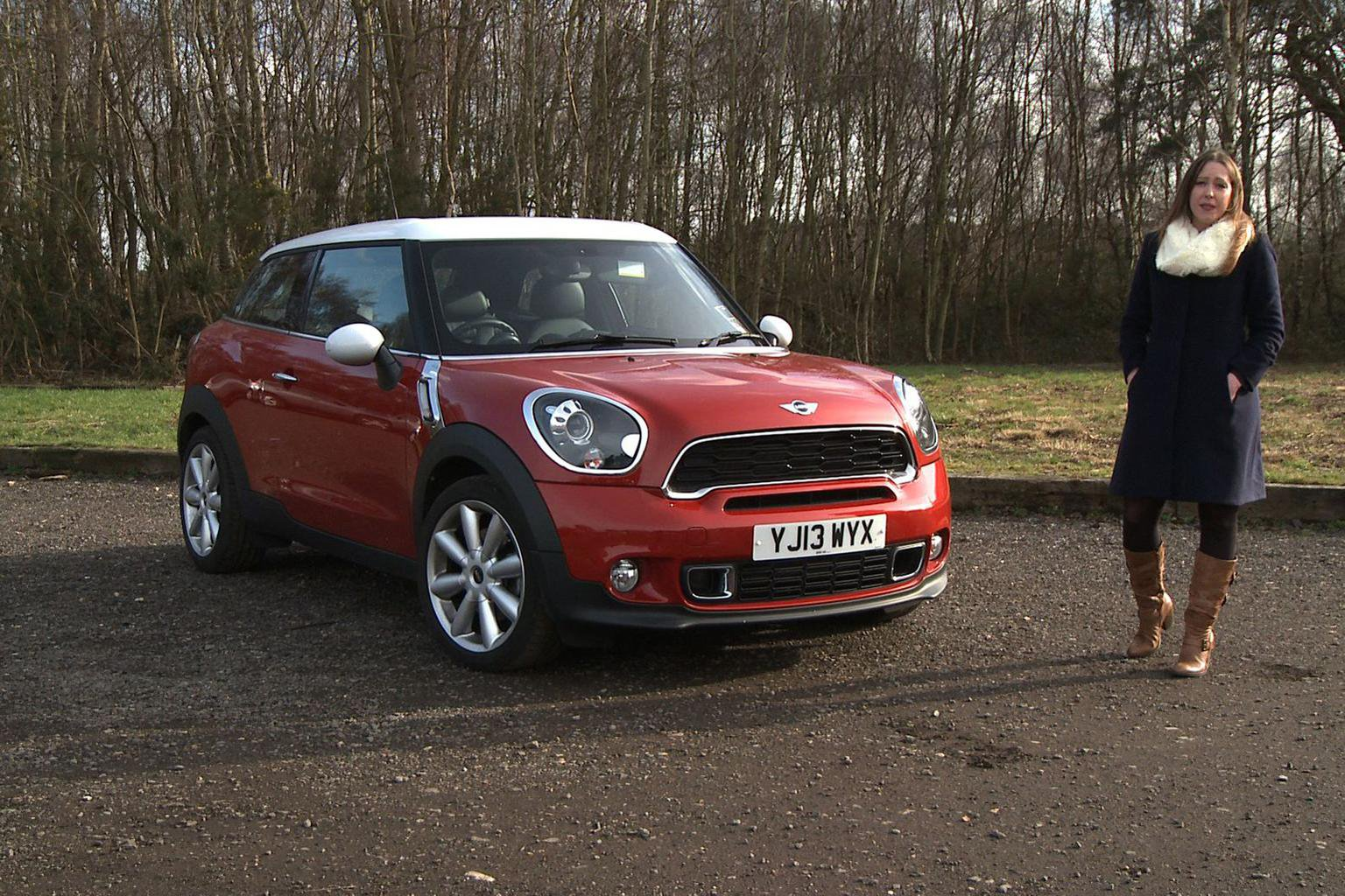 Video review: Mini Paceman long-term test