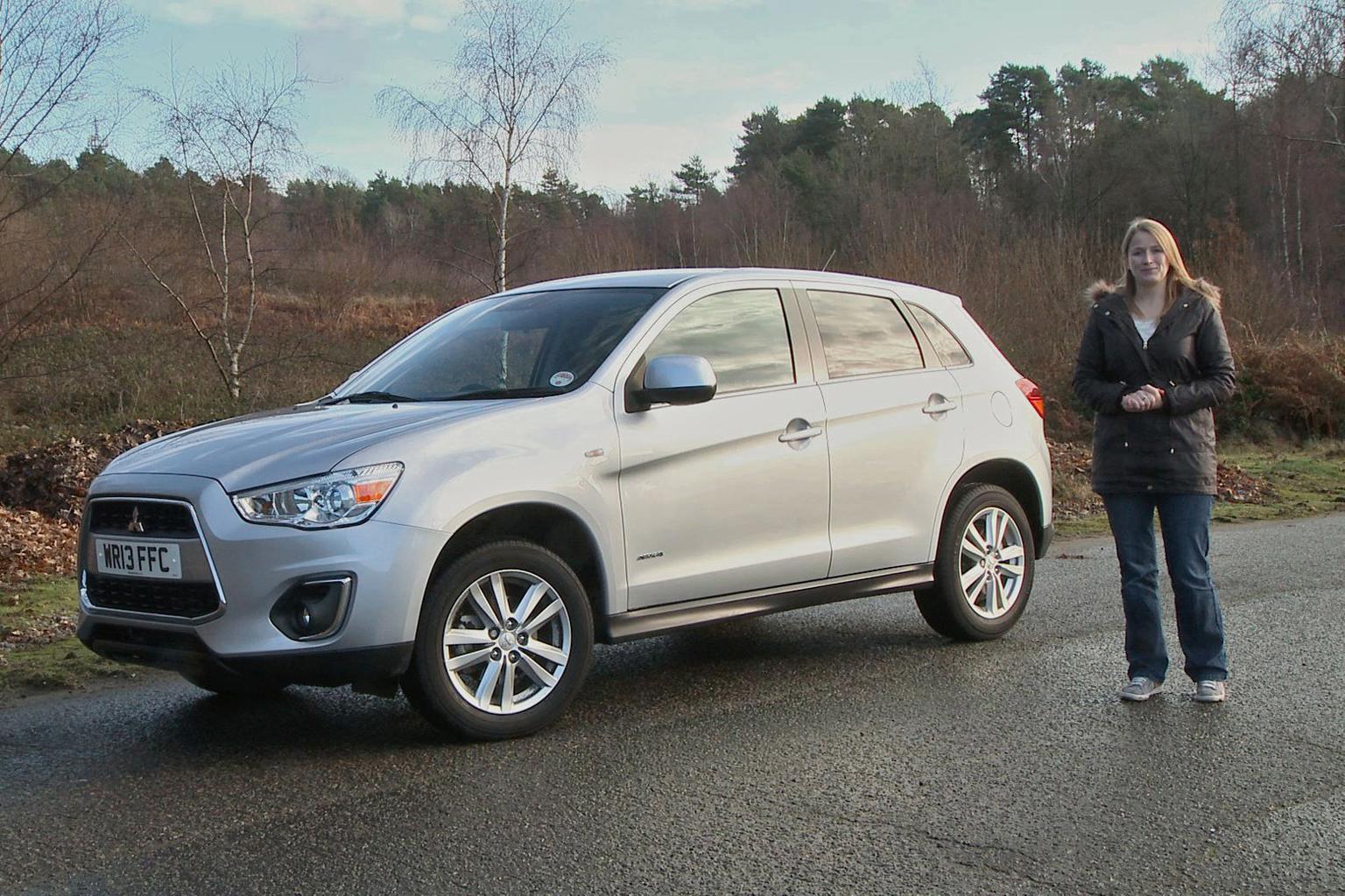 2014 Mitsubishi ASX video review