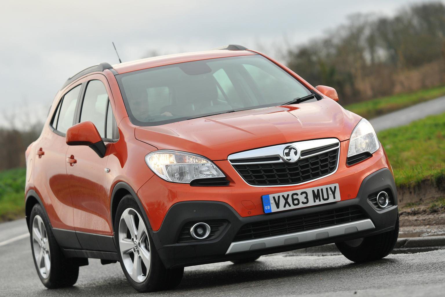 2014 Vauxhall Mokka 1.4T 2WD review