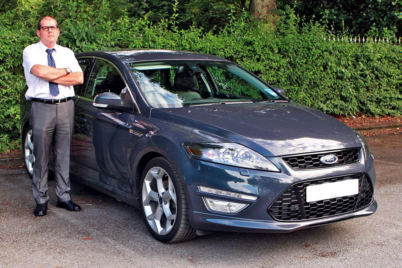 Ford Mondeo mechanical problem