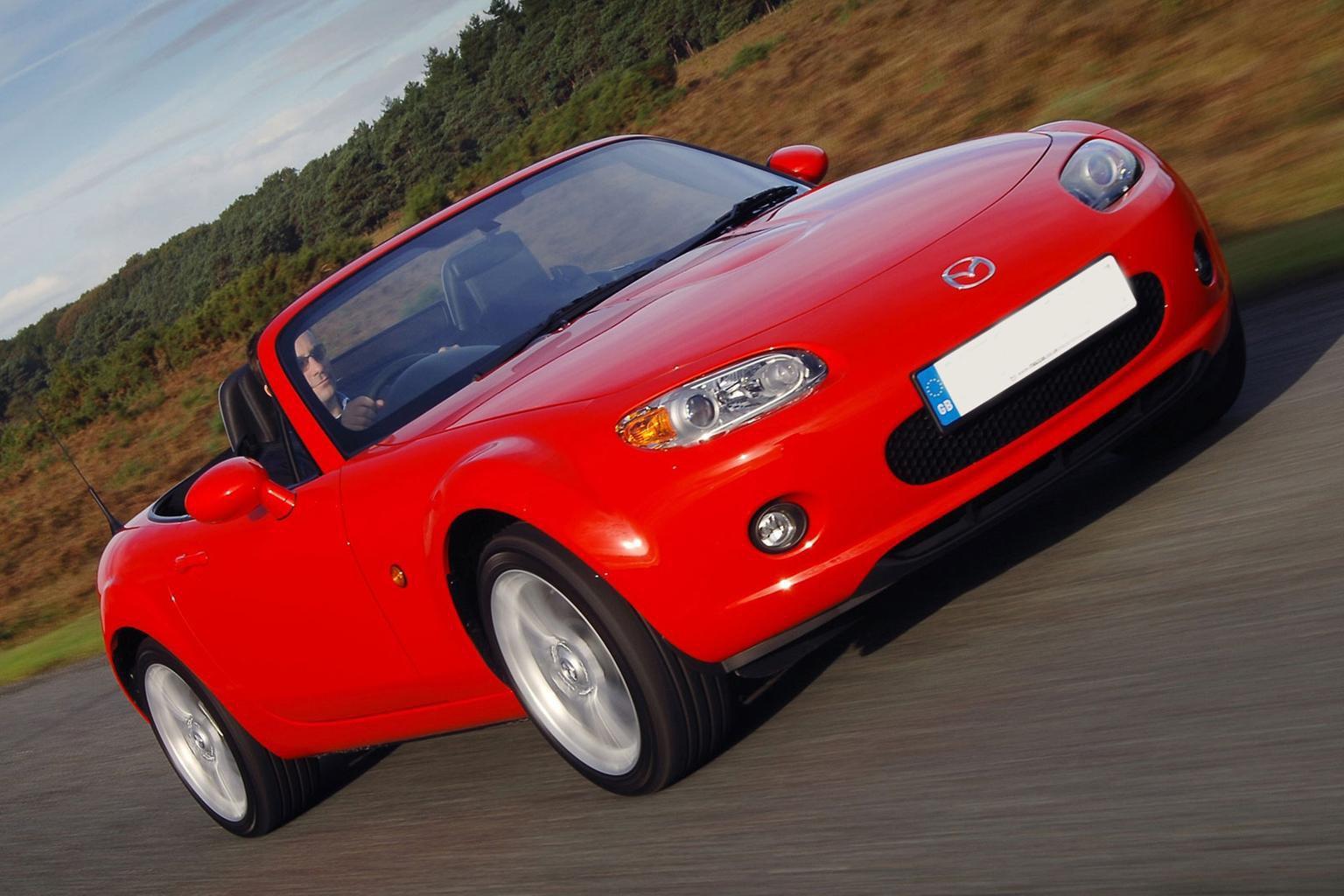 Mazda MX-5 rust problem
