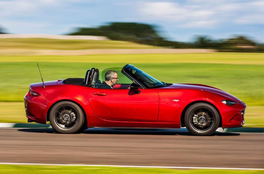 2015 Mazda MX-5 1.5 review