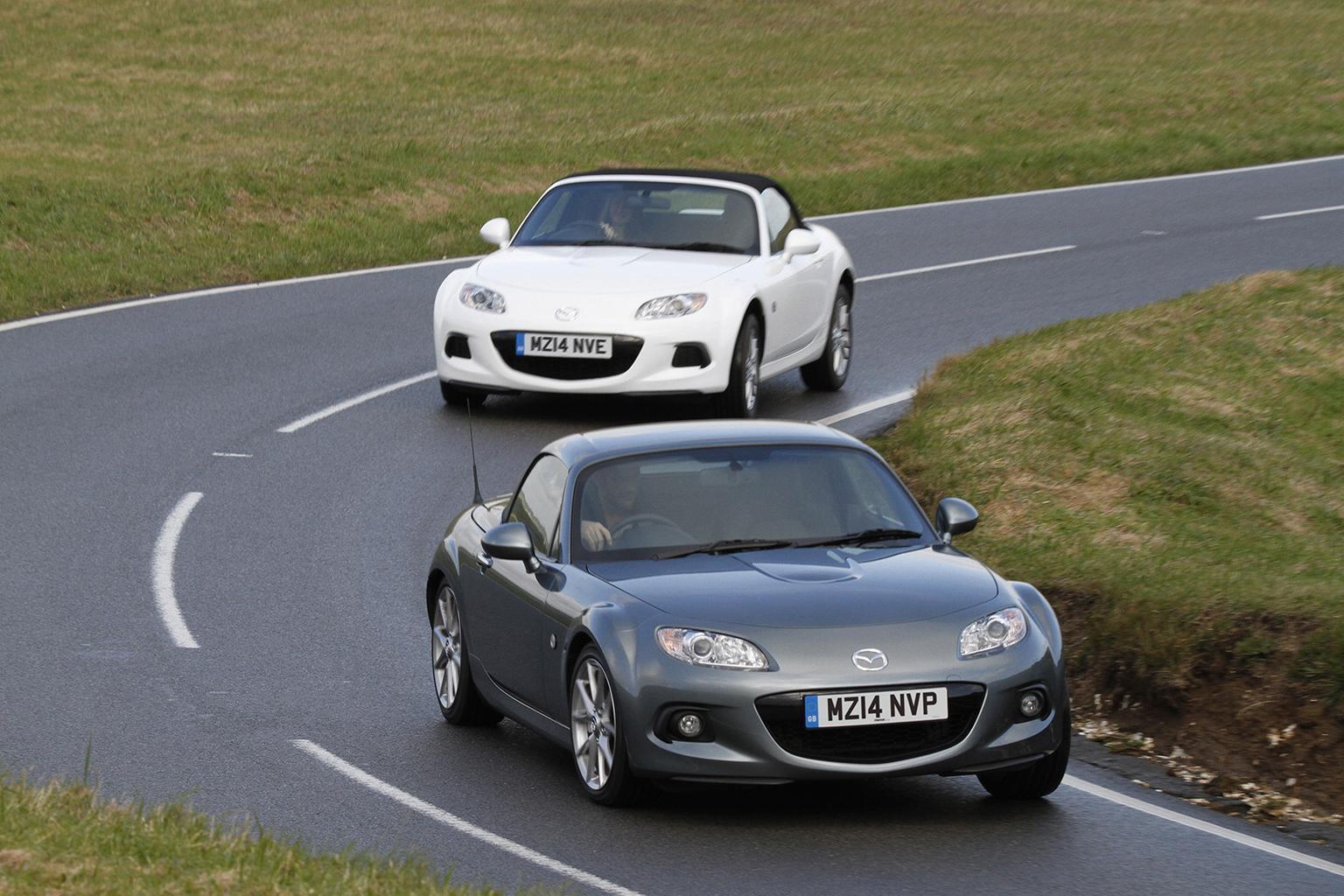 New Mazda MX-5 gets radical look