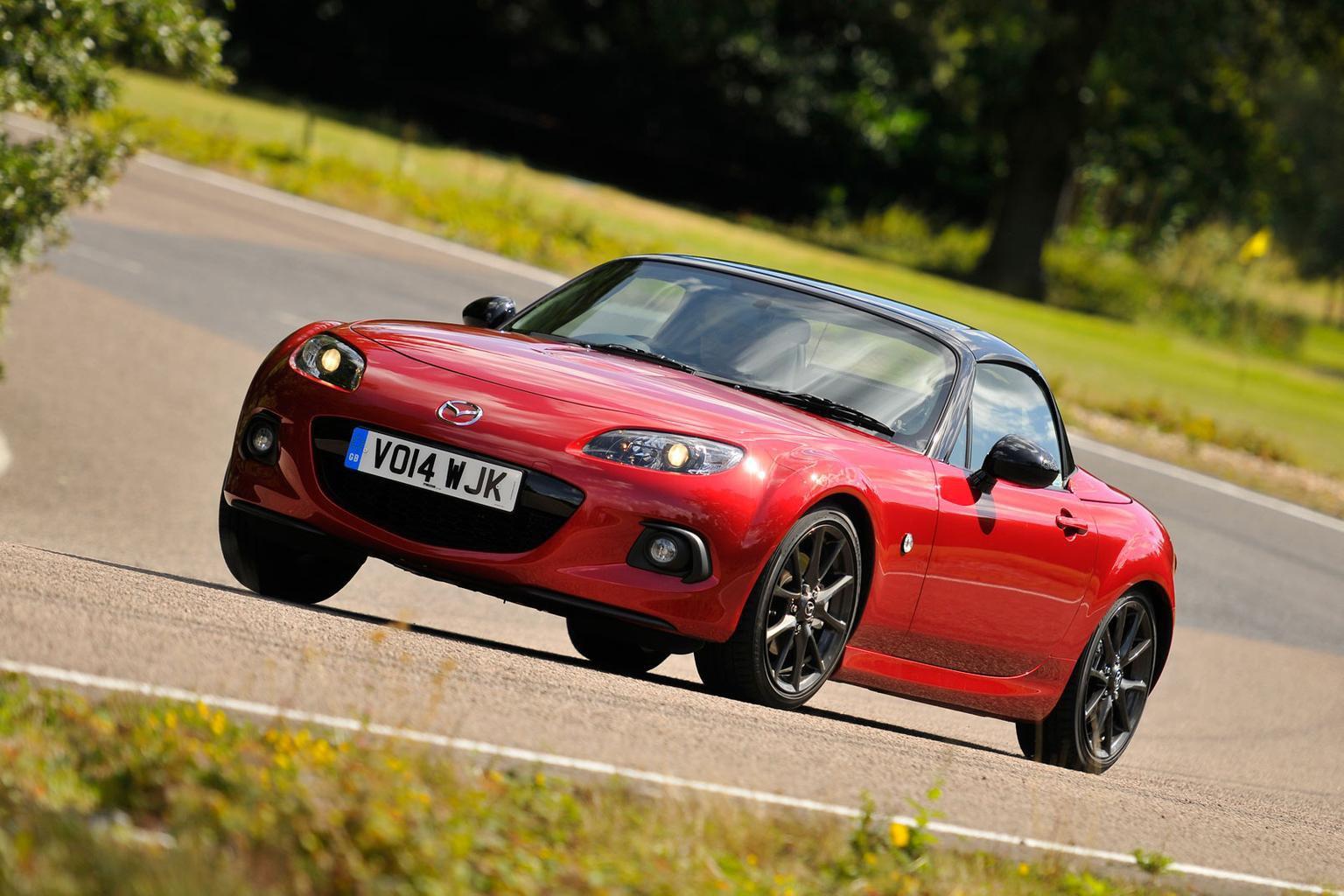 2014 Mazda MX-5 25th Anniversary Edition review