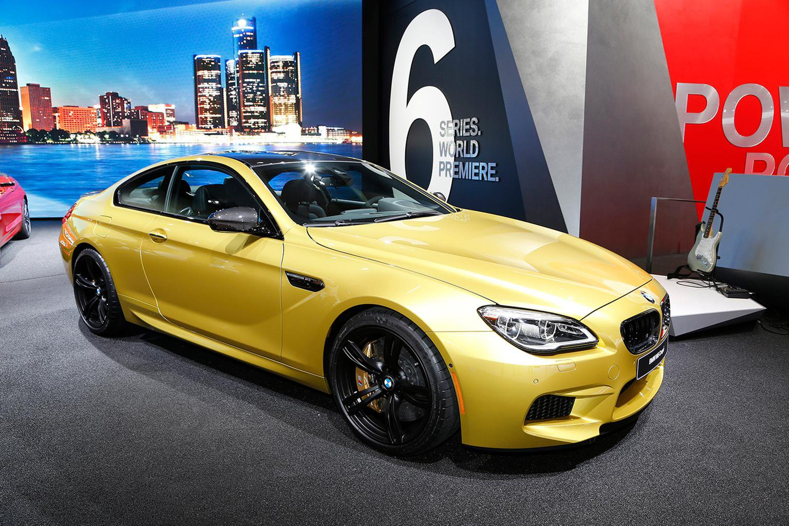 2015 BMW 6 Series face-lift - first pictures and specs