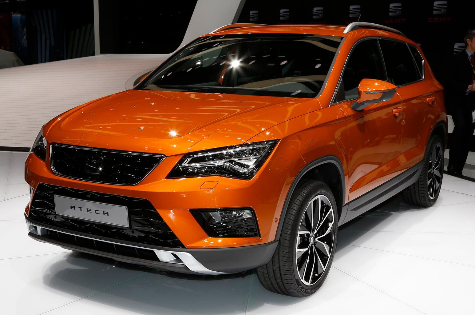 Promoted: SEAT Ateca - your chance to shape the first UK edition