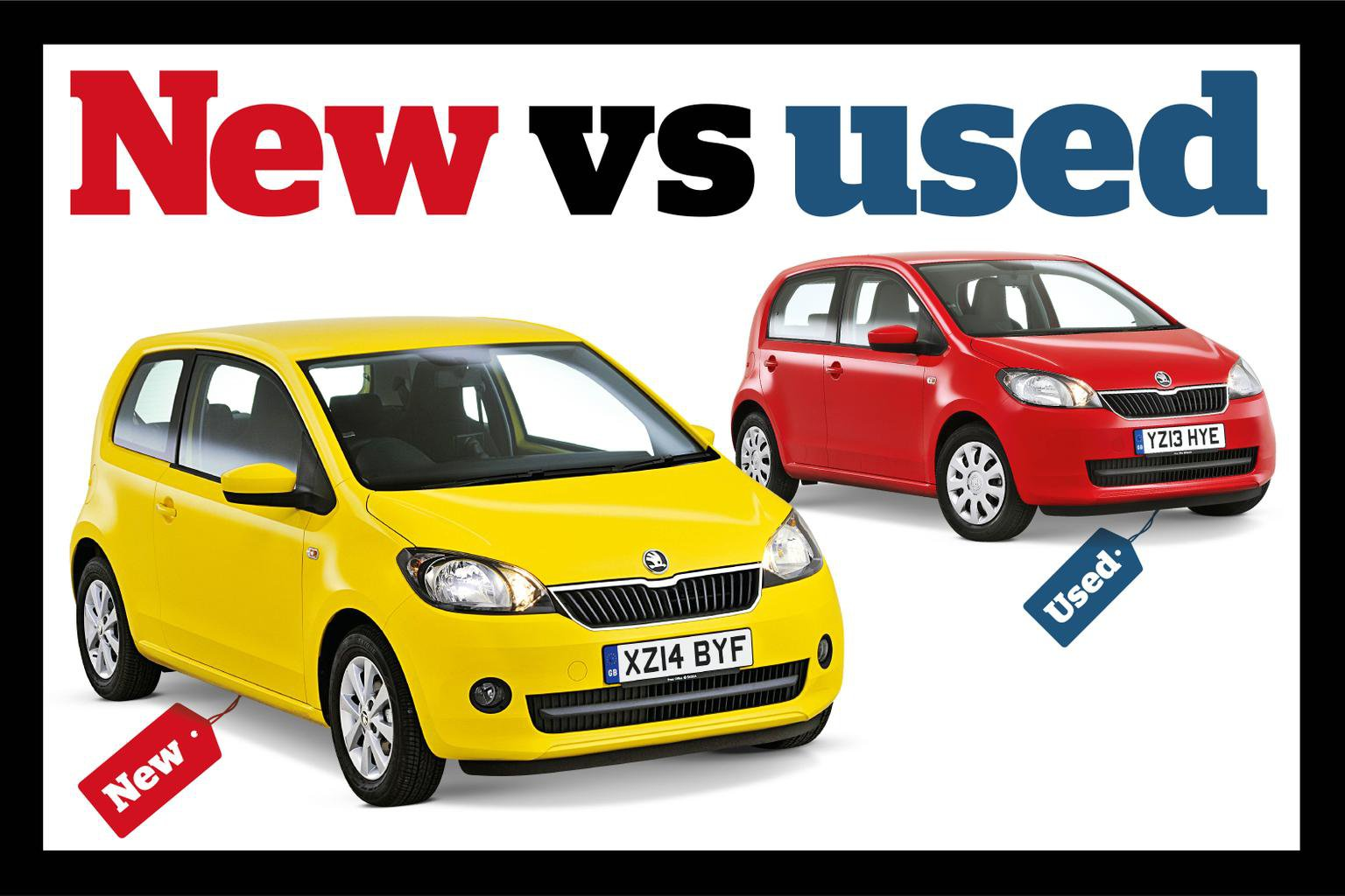 New vs Used