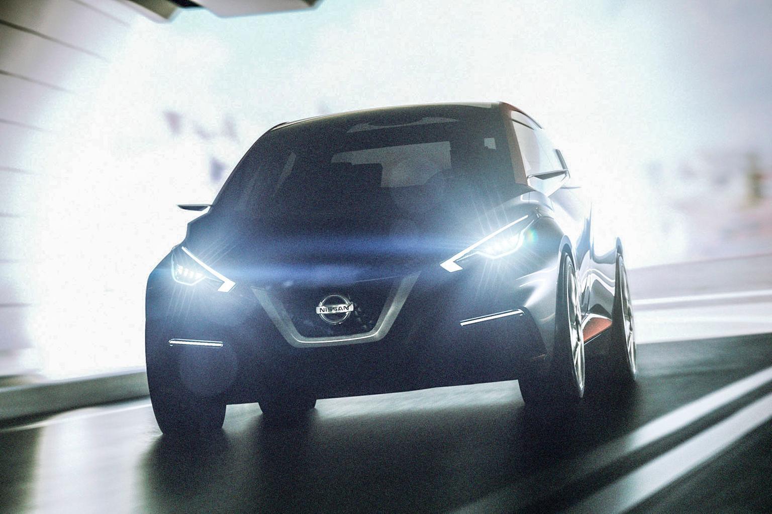 2016 Nissan Micra - first details