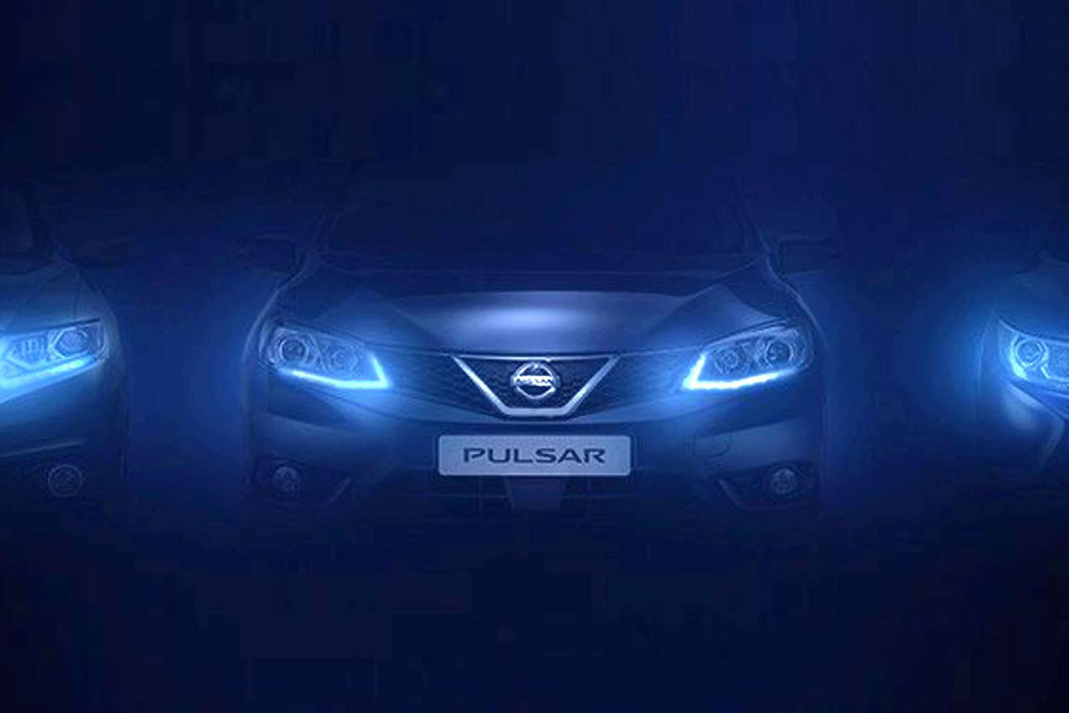 2014 Nissan Pulsar to rival VW Golf