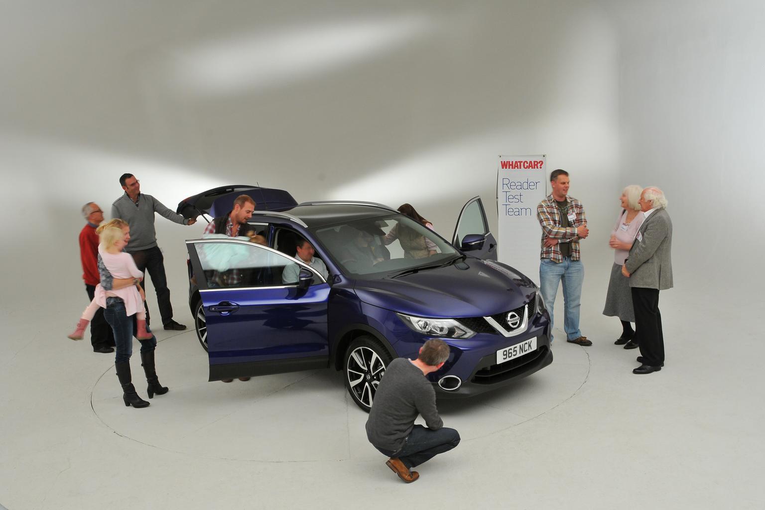 2014 Nissan Qashqai video: What Car? reader verdicts