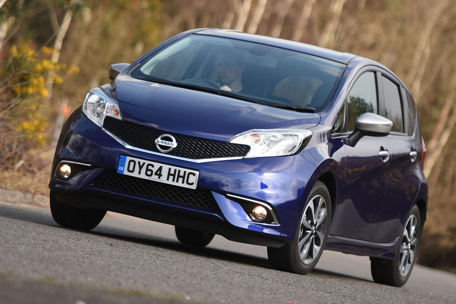 2015 Nissan Note 1.2 N-Tec review