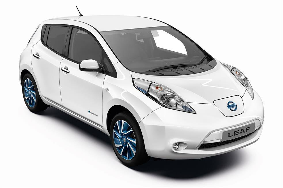 Deal of the Day: Nissan Leaf