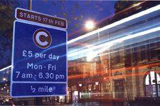 London Congestion Charge changes?