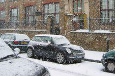 Drivers warned of wintry weather ahead
