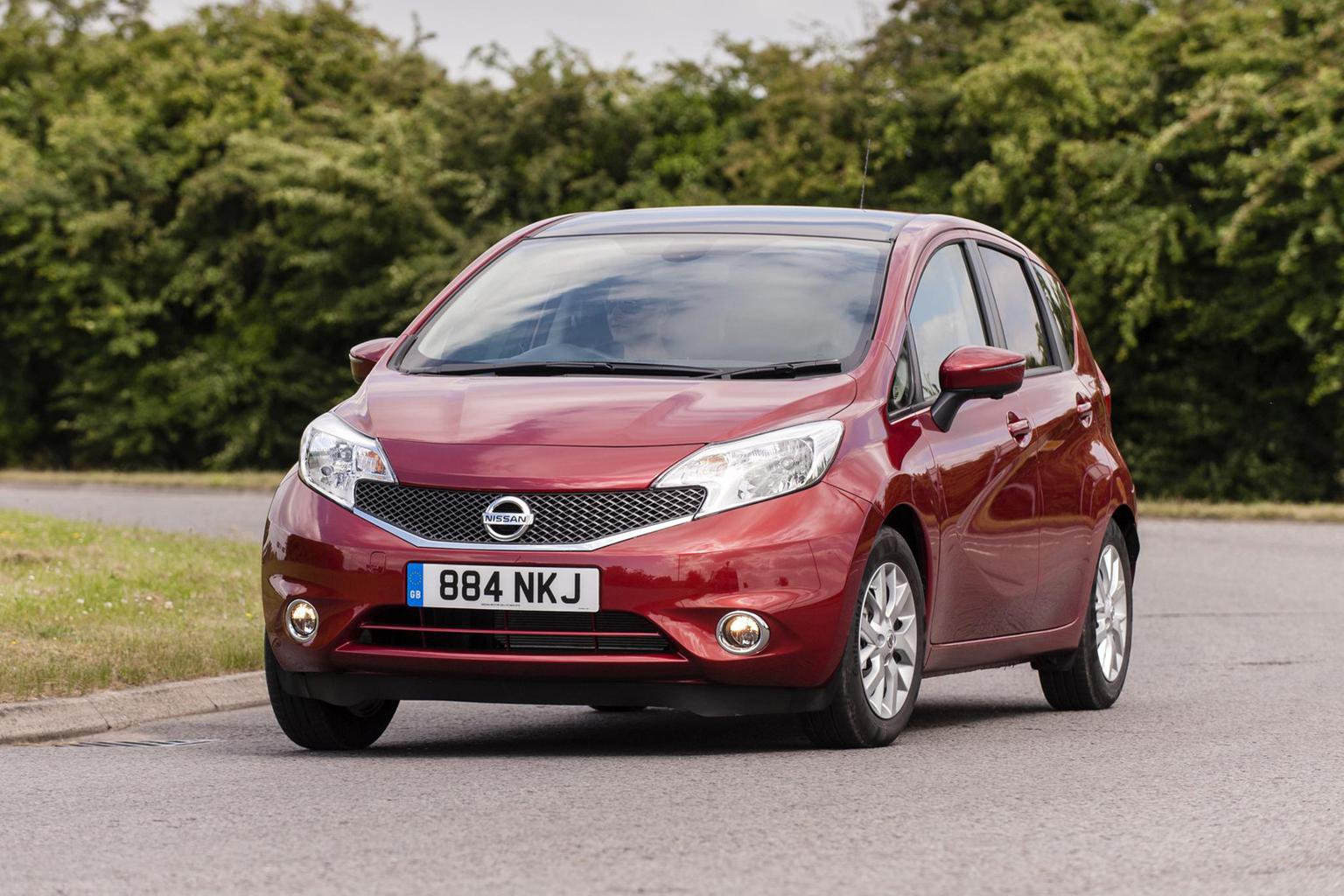 2014 Nissan Note 1.2 DIG-S review