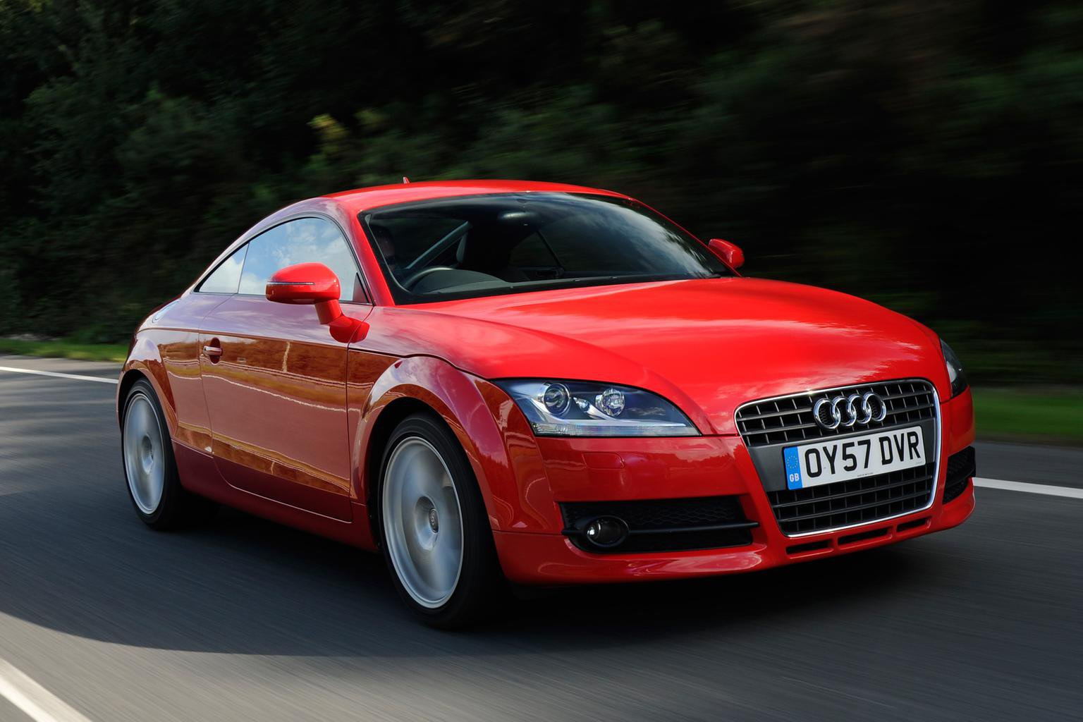 Used Audi TTs from just 11k
