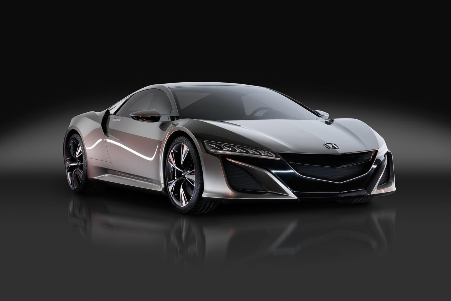 Production Honda NSX to debut at Goodwood