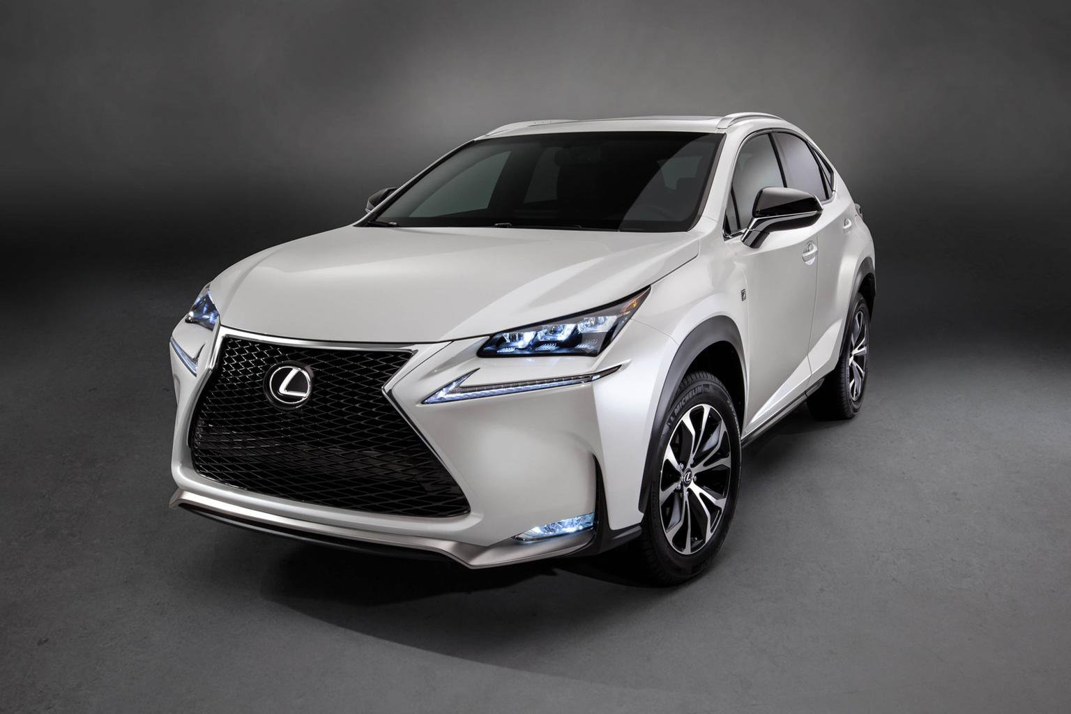 2015 Lexus NX200t - prices and specs