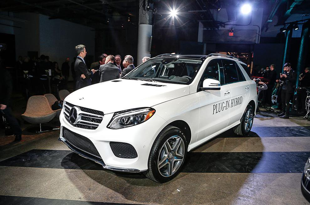 2015 Mercedes-Benz GLE revealed - pictures, engines and on-sale date