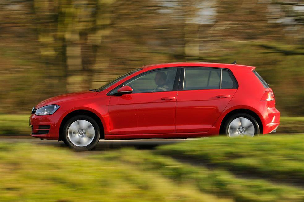Our cars: VW Golf, Leon SC and SX4 S-Cross