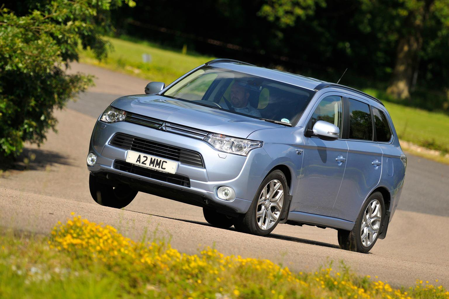 Deal of the day: Mitsubishi Outlander PHEV