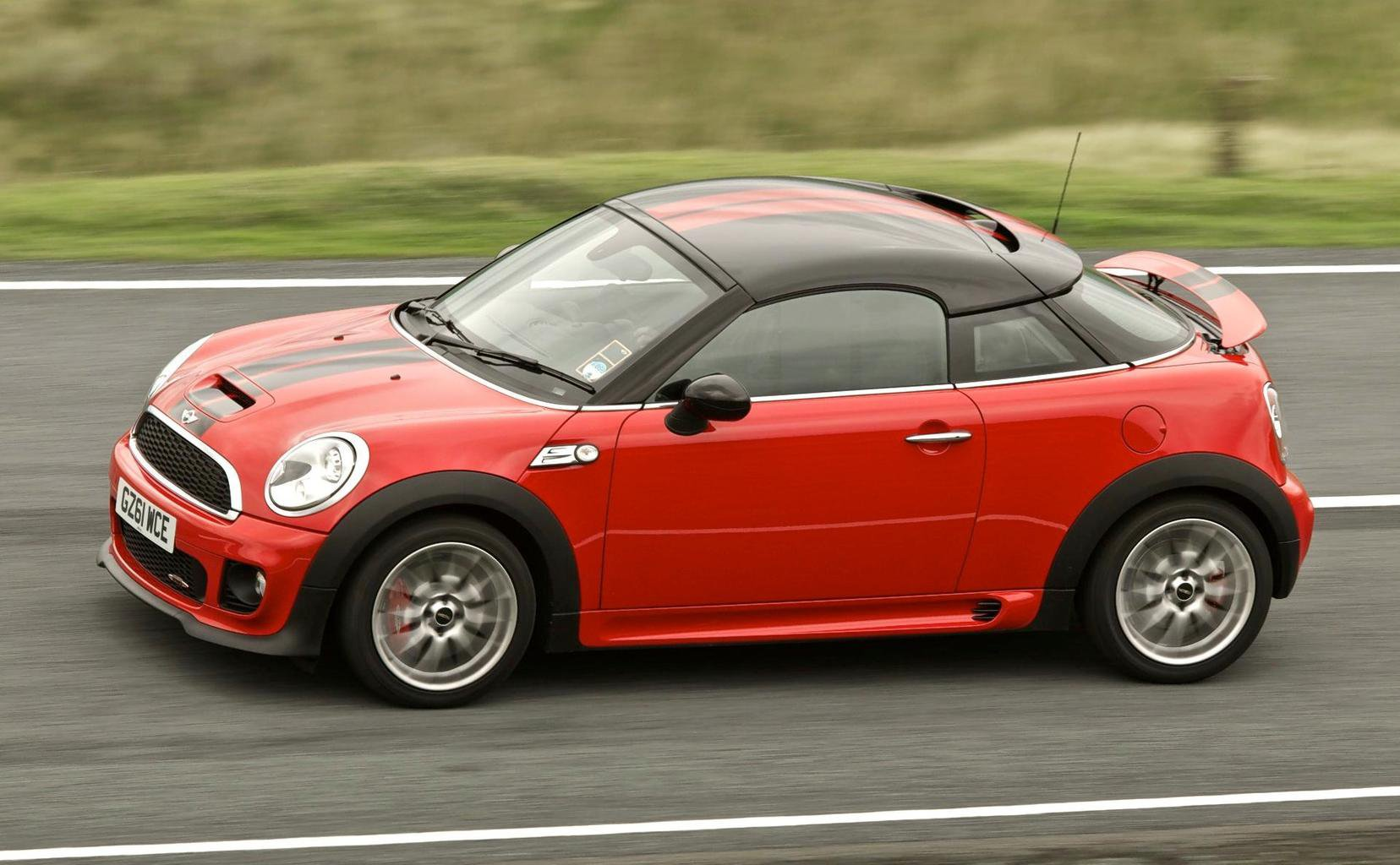 Mini Coupe and Roadster axed