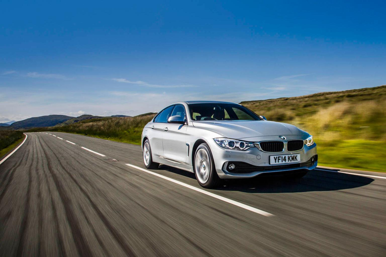2014 BMW 420d Gran Coupe xDrive review