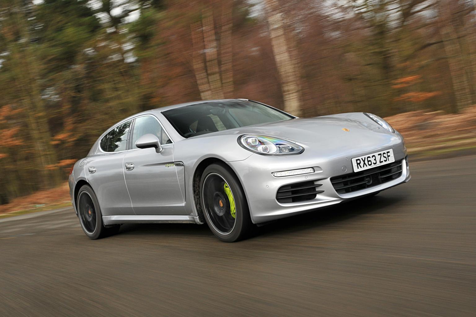 2017 Porsche Panamera S E Hybrid Review
