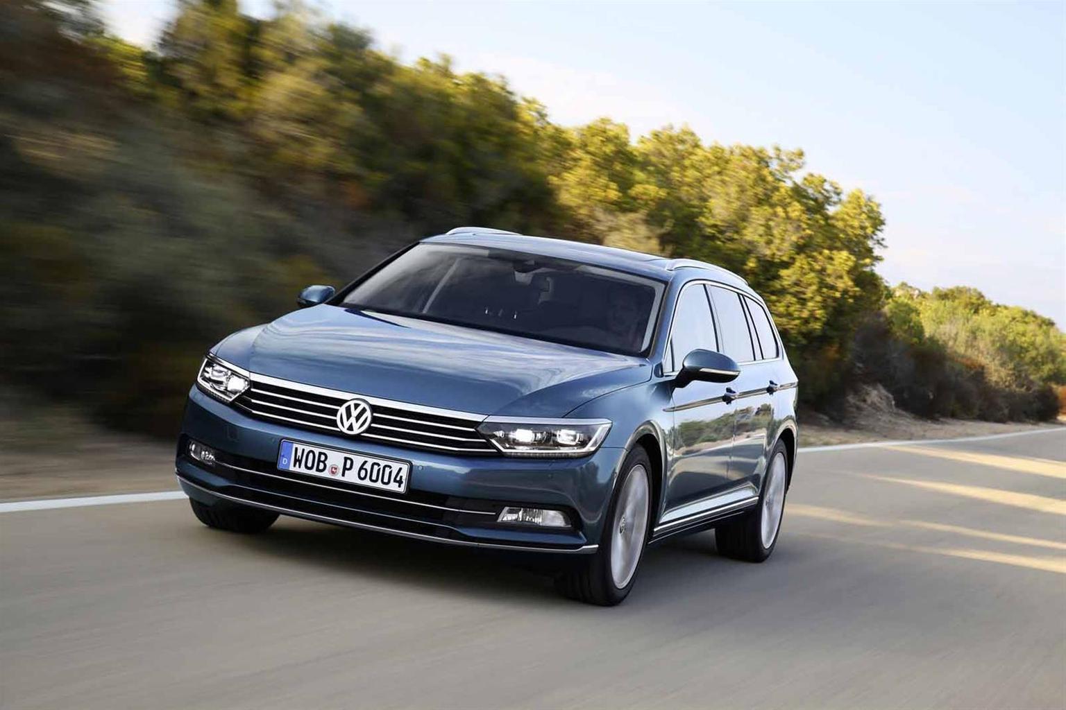 Deal of the day: Volkswagen Passat Estate