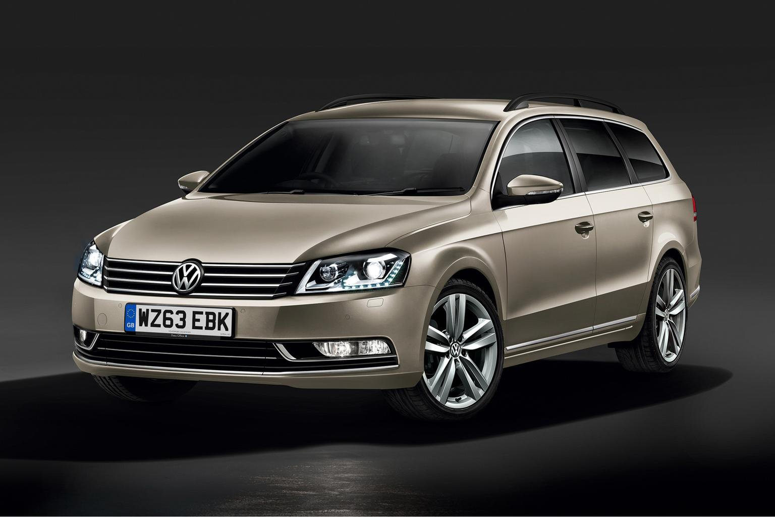 Volkswagen Passat Executive models announced