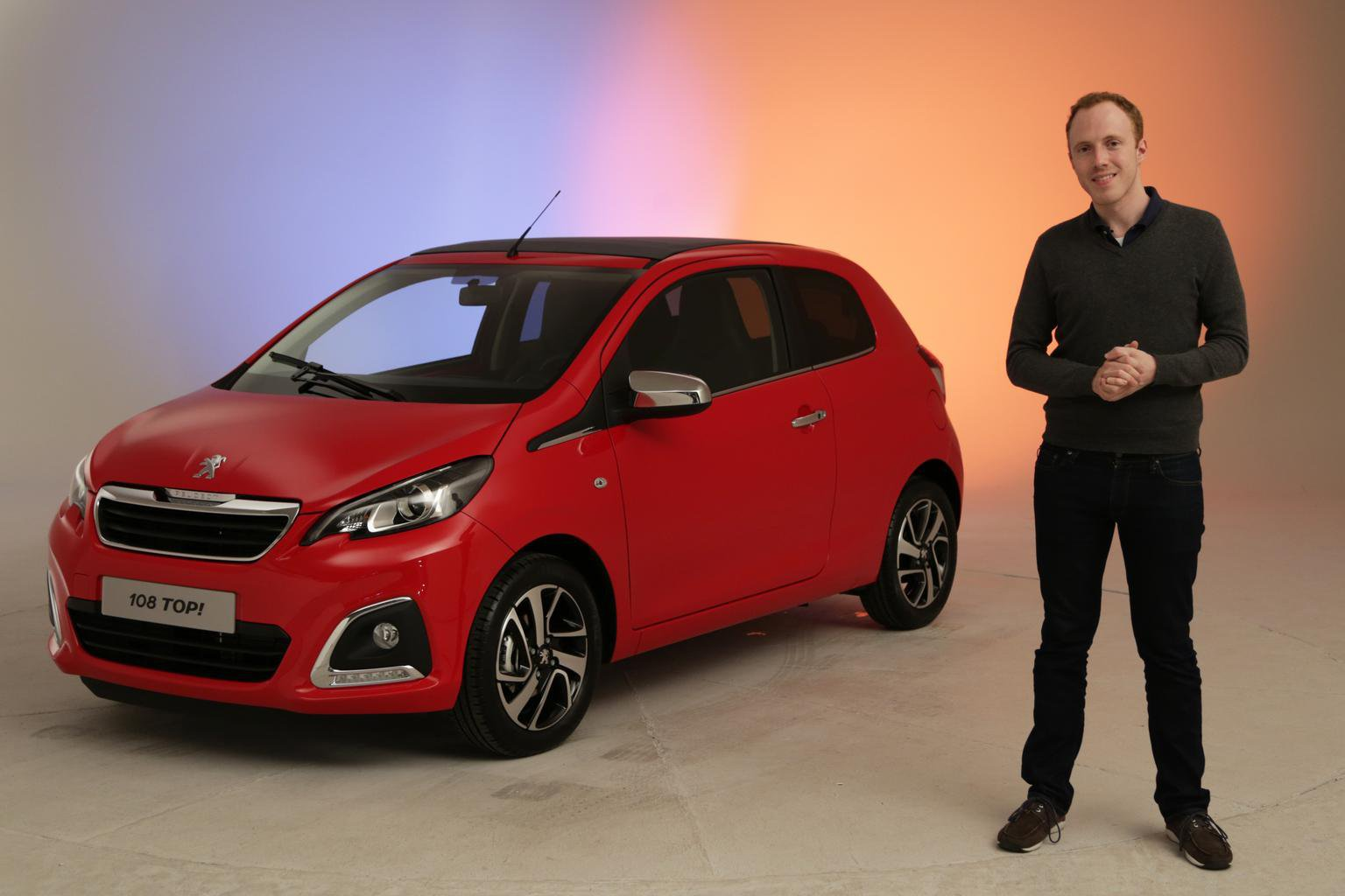 Readers review the 2014 Peugeot 108